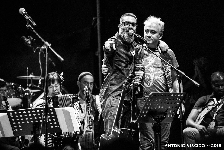 Orchesta Multietnica di Arezzo - 19 Ottobre Firenze Teatro Florida Murmuris
