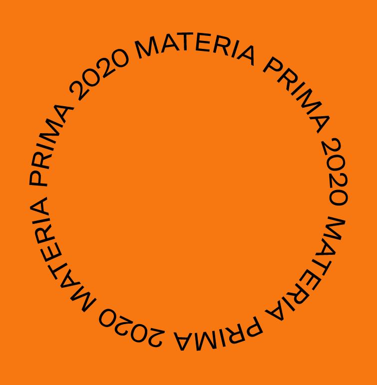 Materia Prima Festival 2020