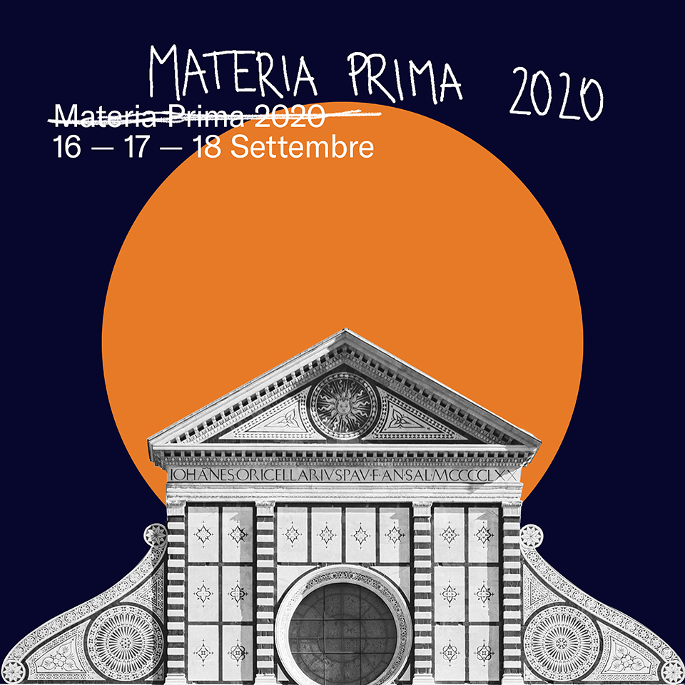 Materia Prima - teatro contemporaneo al Chiostro di Santa Maria Novella, Firenze