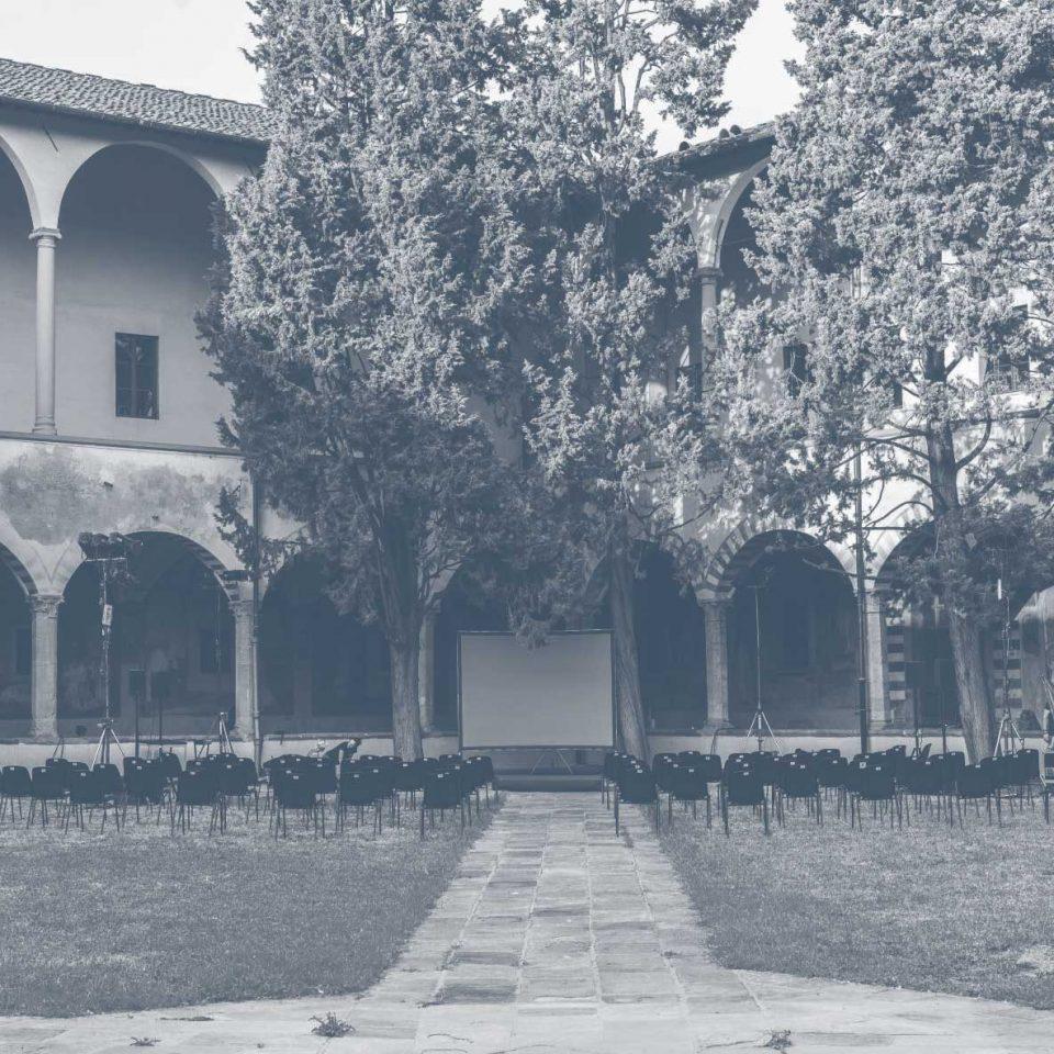 Chiostro Santa Maria Novella Firenze - Murmuris